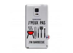 Coque Samsung Galaxy Note Edge Je Peux Pas J Ai Barbecue