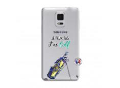 Coque Samsung Galaxy Note Edge Je Peux Pas J Ai Golf