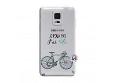 Coque Samsung Galaxy Note Edge Je Peux Pas J Ai Velo