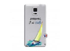 Coque Samsung Galaxy Note Edge Je Peux Pas J Ai Voile