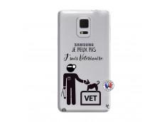 Coque Samsung Galaxy Note Edge Je Peux Pas Je Suis Veterinaire
