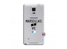 Coque Samsung Galaxy Note Edge Marseillais à Vie