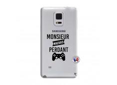 Coque Samsung Galaxy Note Edge Monsieur Mauvais Perdant