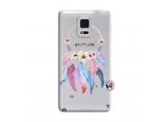 Coque Samsung Galaxy Note Edge Multicolor Watercolor Floral Dreamcatcher