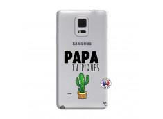 Coque Samsung Galaxy Note Edge Papa Tu Piques