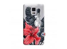 Coque Samsung Galaxy Note Edge Papagal