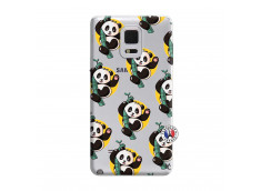Coque Samsung Galaxy Note Edge Pandi Panda