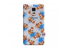Coque Samsung Galaxy Note Edge Poisson Clown