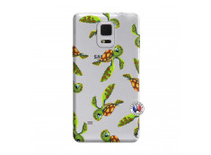 Coque Samsung Galaxy Note Edge Tortue Géniale