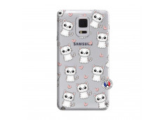 Coque Samsung Galaxy Note Edge Petits Chats