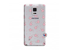 Coque Samsung Galaxy Note Edge Petits Moutons