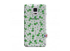 Coque Samsung Galaxy Note Edge Petits Serpents