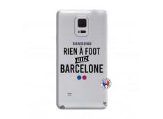 Coque Samsung Galaxy Note Edge Rien A Foot Allez Barcelone