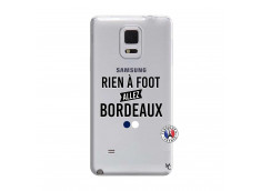 Coque Samsung Galaxy Note Edge Rien A Foot Allez Bordeaux