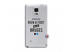Coque Samsung Galaxy Note Edge Rien A Foot Allez Bruges