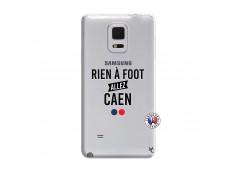 Coque Samsung Galaxy Note Edge Rien A Foot Allez Caen