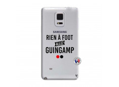 Coque Samsung Galaxy Note Edge Rien A Foot Allez Guingamp