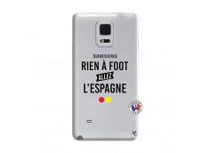 Coque Samsung Galaxy Note Edge Rien A Foot Allez L'Espagne