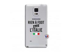 Coque Samsung Galaxy Note Edge Rien A Foot Allez L'Italie