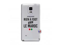 Coque Samsung Galaxy Note Edge Rien A Foot Allez Le Maroc