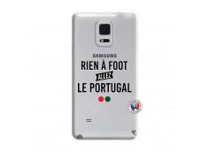 Coque Samsung Galaxy Note Edge Rien A Foot Allez Le Portugal