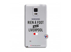 Coque Samsung Galaxy Note Edge Rien A Foot Allez Liverpool