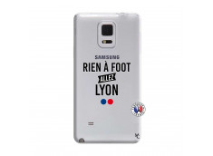 Coque Samsung Galaxy Note Edge Rien A Foot Allez Lyon