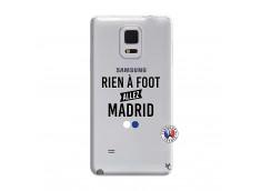 Coque Samsung Galaxy Note Edge Rien A Foot Allez Madrid