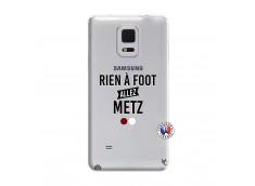 Coque Samsung Galaxy Note Edge Rien A Foot Allez Metz