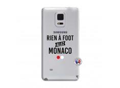 Coque Samsung Galaxy Note Edge Rien A Foot Allez Monaco