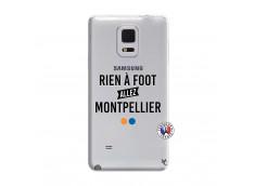 Coque Samsung Galaxy Note Edge Rien A Foot Allez Montpellier