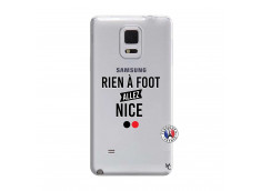 Coque Samsung Galaxy Note Edge Rien A Foot Allez Nice