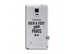 Coque Samsung Galaxy Note Edge Rien A Foot Allez Paris
