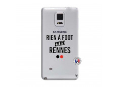 Coque Samsung Galaxy Note Edge Rien A Foot Allez Rennes