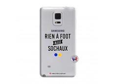 Coque Samsung Galaxy Note Edge Rien A Foot Allez Sochaux