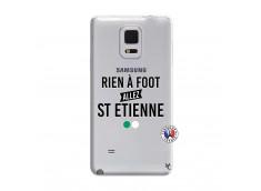 Coque Samsung Galaxy Note Edge Rien A Foot Allez St Etienne