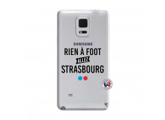 Coque Samsung Galaxy Note Edge Rien A Foot Allez Strasbourg
