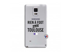 Coque Samsung Galaxy Note Edge Rien A Foot Allez Toulouse