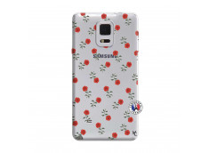 Coque Samsung Galaxy Note Edge Rose Pattern