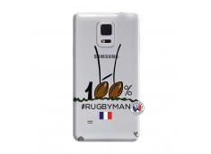 Coque Samsung Galaxy Note Edge 100 % Rugbyman Entre les Poteaux