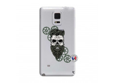 Coque Samsung Galaxy Note Edge Skull Hipster
