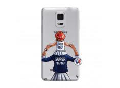 Coque Samsung Galaxy Note Edge Super Maman Et Super Bébé