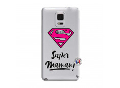 Coque Samsung Galaxy Note Edge Super Maman