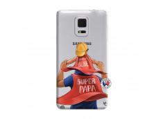 Coque Samsung Galaxy Note Edge Super Papa et Super Bébé