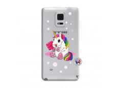 Coque Samsung Galaxy Note Edge Sweet Baby Licorne
