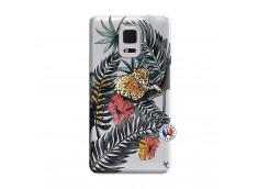 Coque Samsung Galaxy Note Edge Leopard Tree