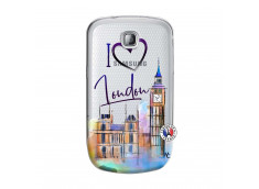 Coque Samsung Galaxy S Mini I Love London