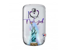 Coque Samsung Galaxy S Mini I Love New York