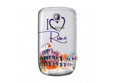 Coque Samsung Galaxy S Mini I Love Rome