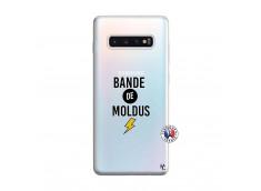 Coque Samsung Galaxy S10 Plus Bandes De Moldus